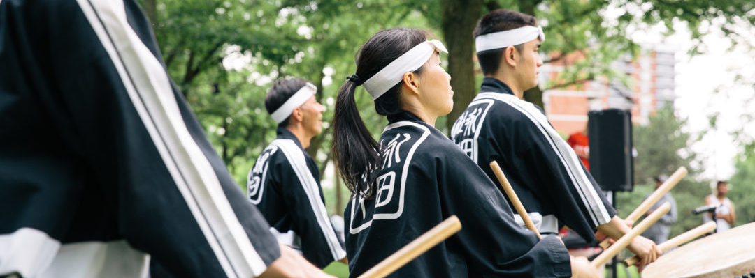 Toronto Taiko Tales: Rhythms From The City & Beyond