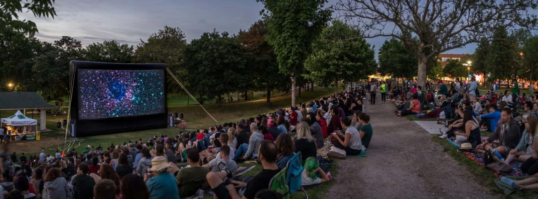 The Rise Of Outdoor Cinema: Why Do We Love It So Much?