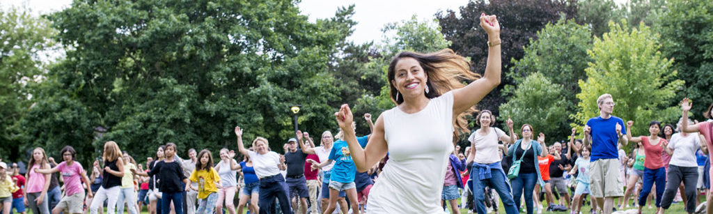 A Day In The 'Heart Of The Park' With Kaeja D'Dance