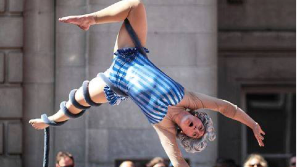 Blurring The Boundaries Of Circus: Celebrating World Circus Day With Hercinia Arts Collective